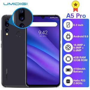 Смартфон UMIDIGI A5 Pro Space Grey 4 / 32 Гб