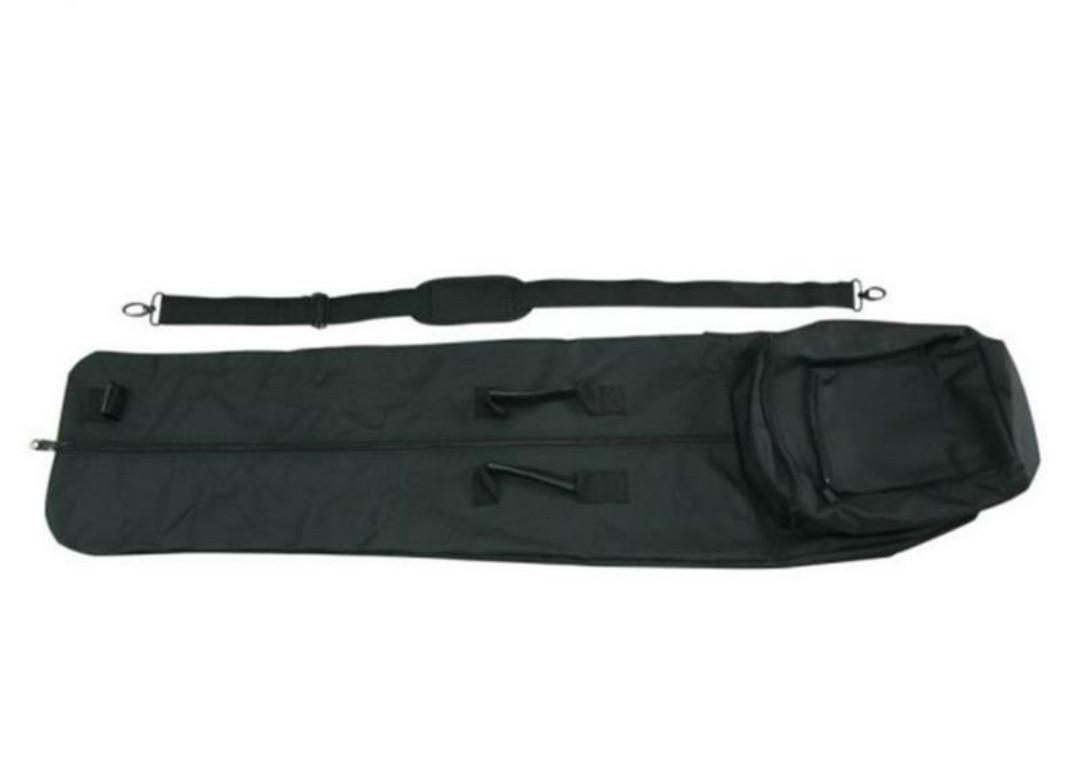 Чехол сумка рюкзак для металлоискателя черный 21 см * 106 см