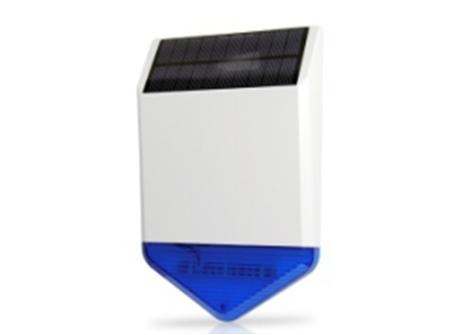 Сонячна сирена для сигналізації (підлогова версія) Kerui 231312