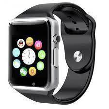 Смарт годинник Smart watch A1 в подарунковій коробці 231340