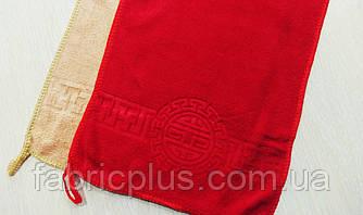 Полотенце кухонное  25 х 50 см Медальон (микрофибра) цвет в ассортименте