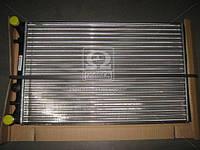 Радиатор охлаждения двигателя Skoda Fabia 1.9 (1999 - 2010 р.в.) VAN WEZEL 76002010