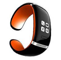 Смарт браслет L12S Bluetooth, NFC, сенсорный экран, уведомления с телефона