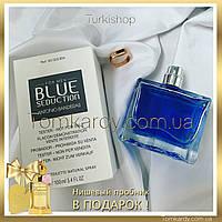 Antonio Banderas Blue Seduction For Men [Tester ORIGINAL] 100 ml. Антонио Бандерас Блю Седакшн Фо Мен (Тестер)