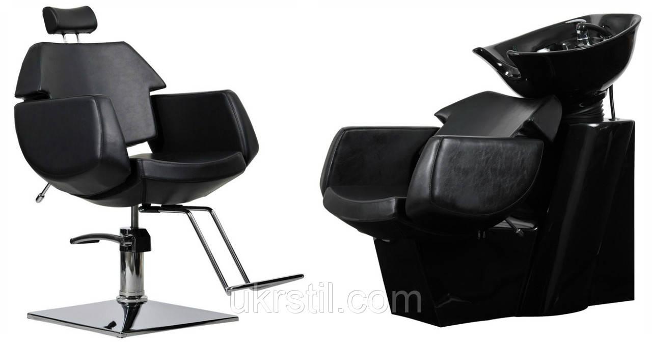 Комплект парикмахерской мебели Imperia