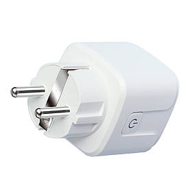 Розумна розетка з Wi-Fi управлінням Wi-smart Plug розетка. Розумний будинок 01470