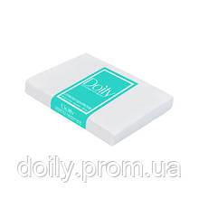 Салфетки в пачках Doily 30см х 20см (100 шт\пач) из спанлейса 40г\м2