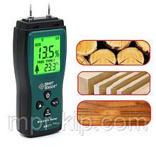 Голчастий вологомір Smart Sensor AS971 (2-70%, 0-40°С)