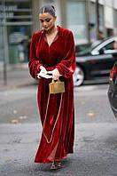 Велюровое бархатное платье свободного кроя, размер 42-74+ батал, большой размер, фото 1