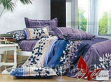 Евро комплект постельного белья R3001