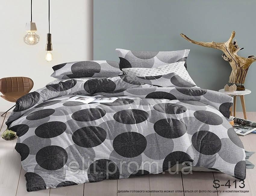 Семейный комплект постельного белья с компаньоном S413