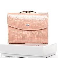 Жіночий шкіряний гаманець SERGIO TORRETTI WS-11 pink Жіночі гаманці оптом Одеса 7 км, фото 1