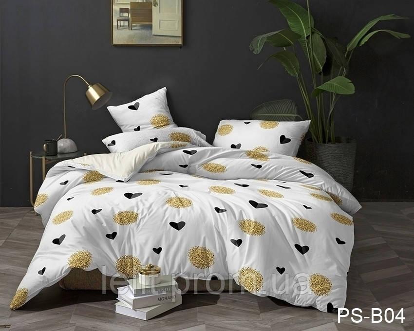 Евро-макси комплект постельного белья PS-B04