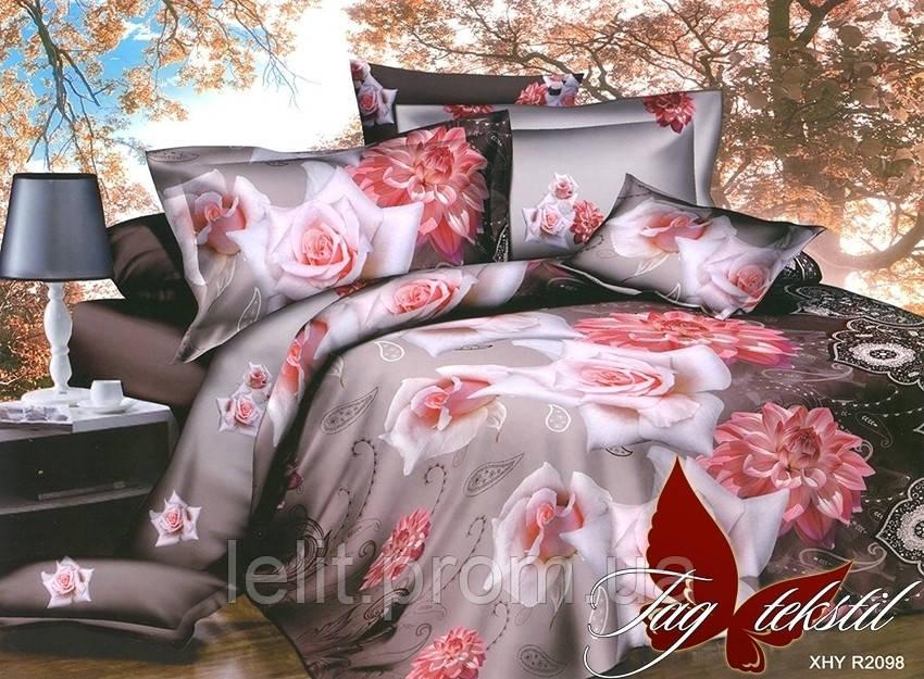 Двуспальный комплект постельного белья R2098