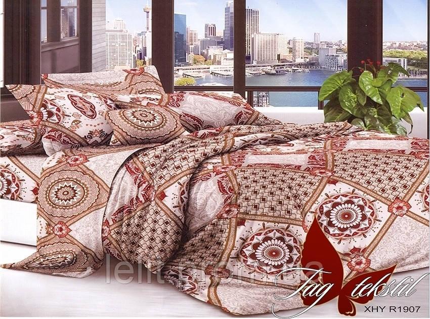 Двуспальный комплект постельного белья XHY1907