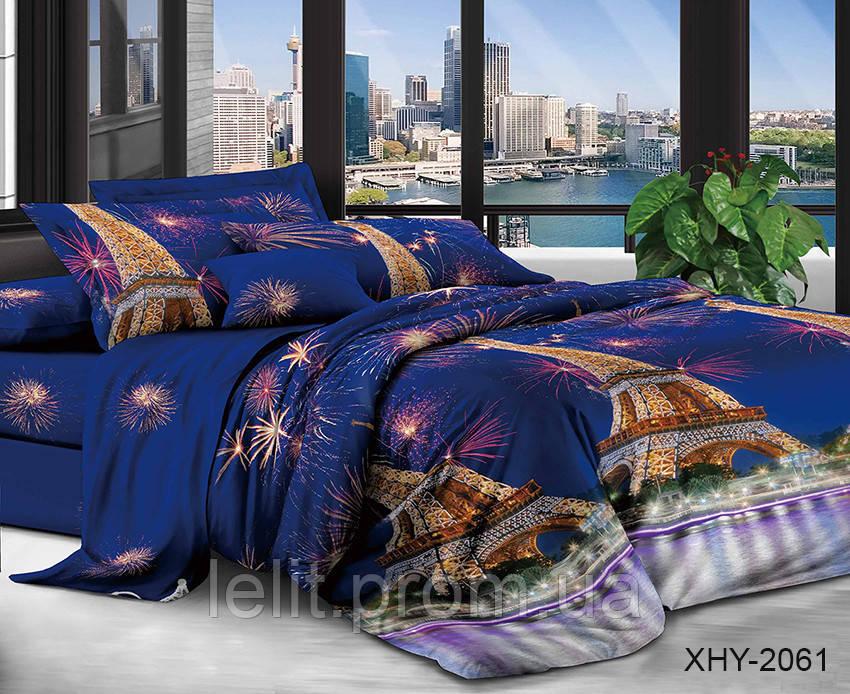 Двуспальный комплект постельного белья XHY2061