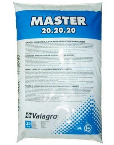 Удобрение Master (Мастер) 20.20.20, 25 г Valagro