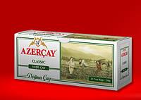 Зелёный чай Азерчай пакетированный 25 пак