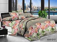 Семейный комплект постельного белья XHY217