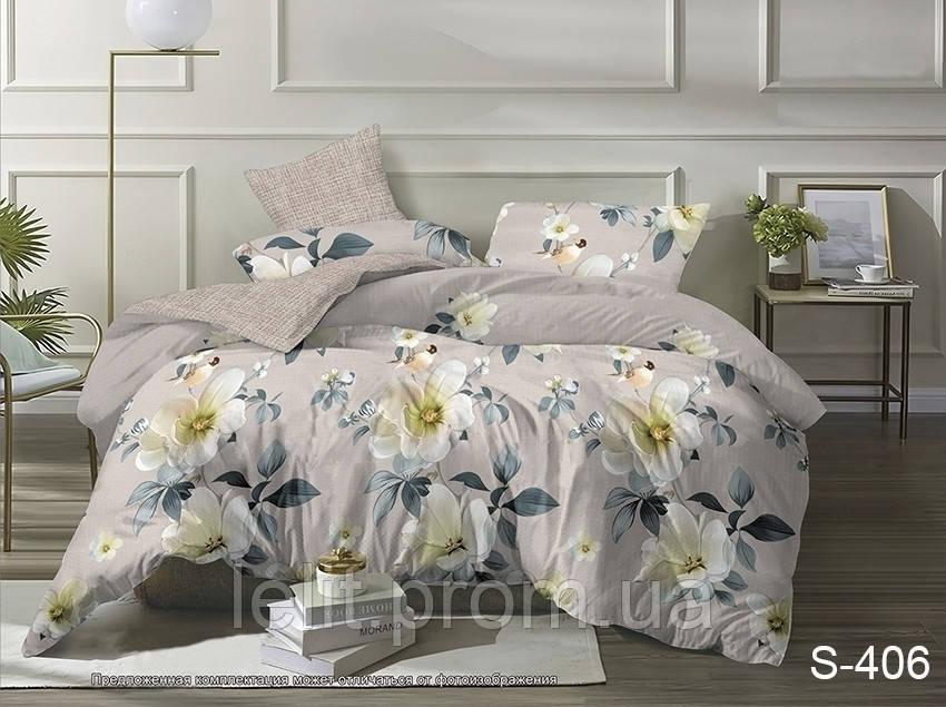 Семейный комплект постельного белья с компаньоном S406