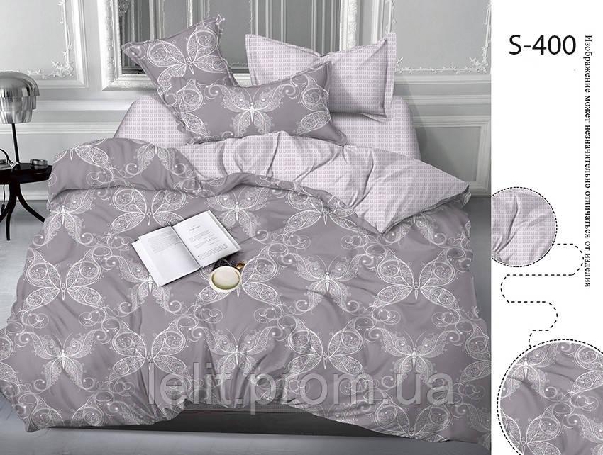 Евро-макси комплект постельного белья с компаньоном S400