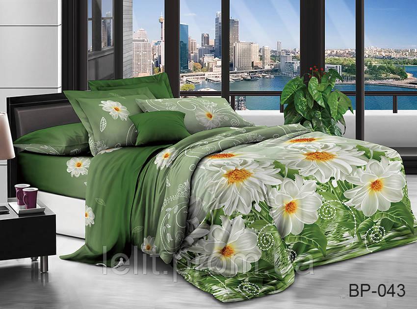 Семейный комплект постельного белья BP043
