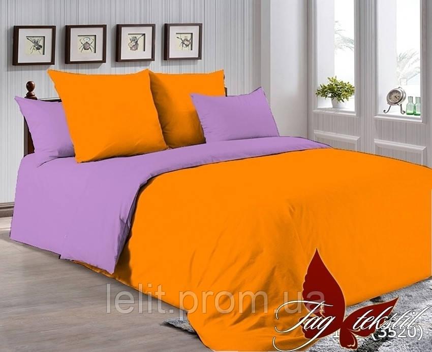 Двуспальный комплект постельного белья P-1263(3520)