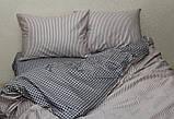 Полуторный комплект постельного белья с компаньоном S344, фото 2