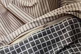 Полуторный комплект постельного белья с компаньоном S344, фото 3
