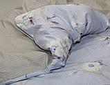 Евро-макси комплект постельного белья с компаньоном S358, фото 2