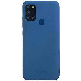 TPU чехол Molan Cano Smooth для Samsung Galaxy A21s