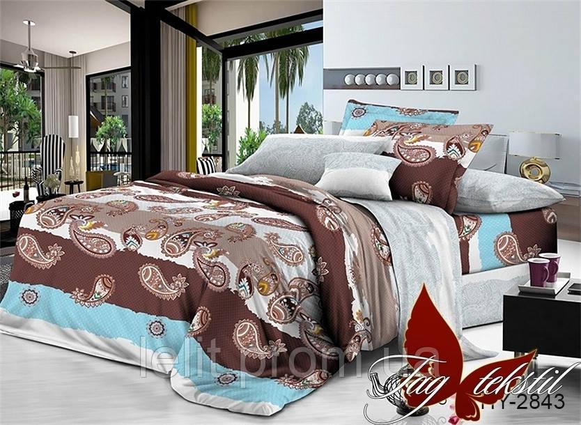 Семейный комплект постельного белья XHY2843