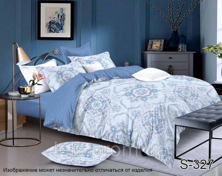 Семейный комплект постельного белья с компаньоном S327