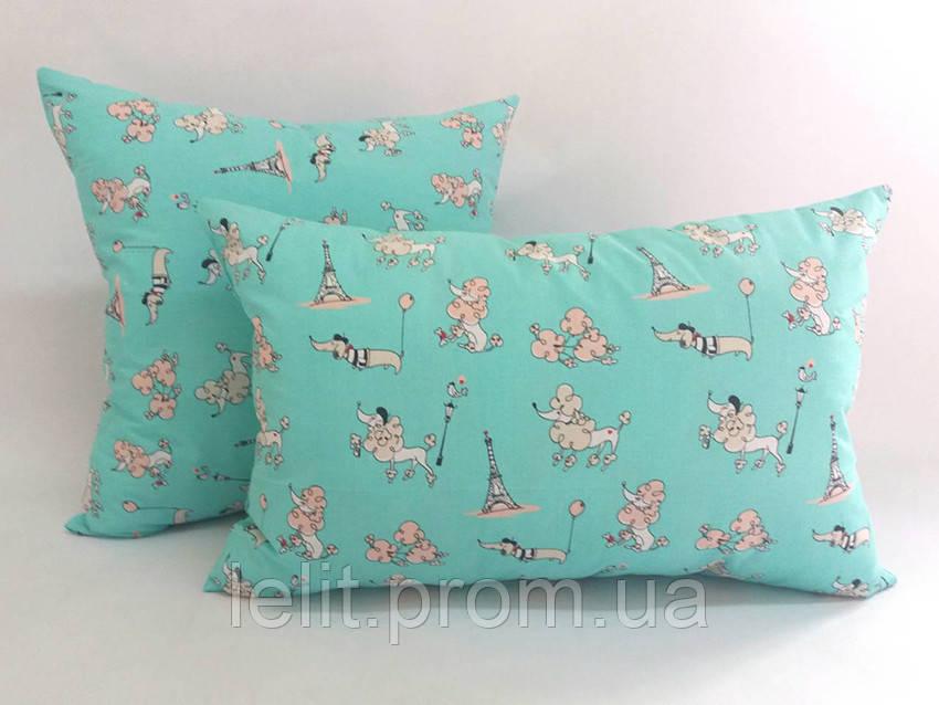 Подушка детская 40х60