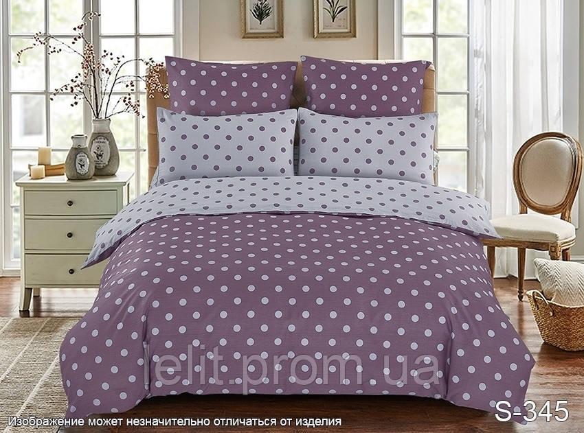 Полуторный комплект постельного белья с компаньоном S345
