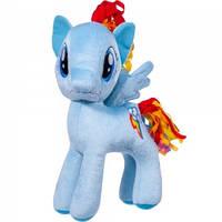 Мягкая игрушка литл Пони голубая Радуга Stip Молдова 30см