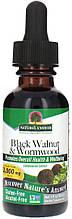 Черный грецкий орех и полынь, Nature's Answer Black Walnut & Wormwood  2000 мг, 30 мл