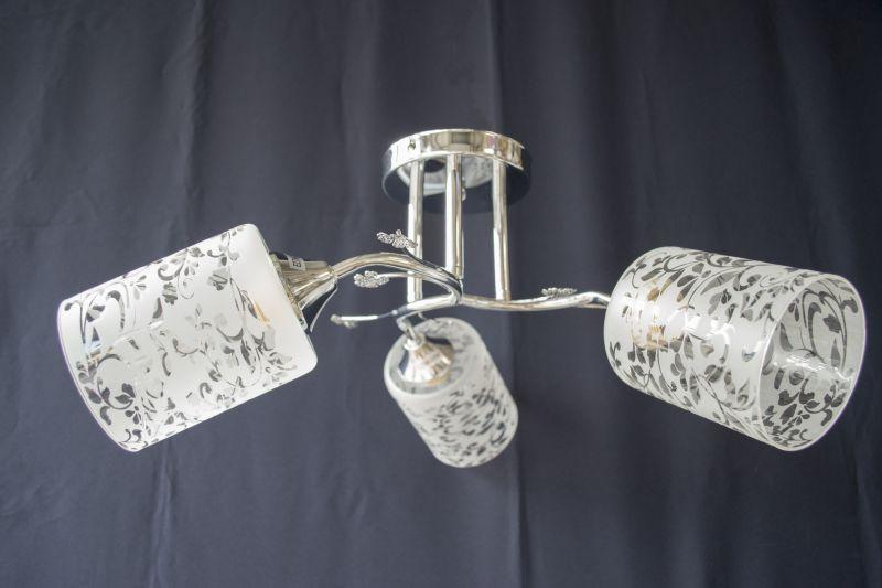 Люстра на 3 лампочки 1148-3