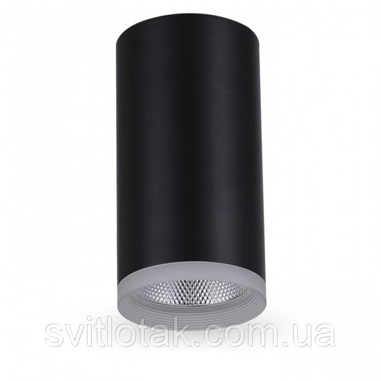 Cветодиодный светильник Feron AL540 14W черный