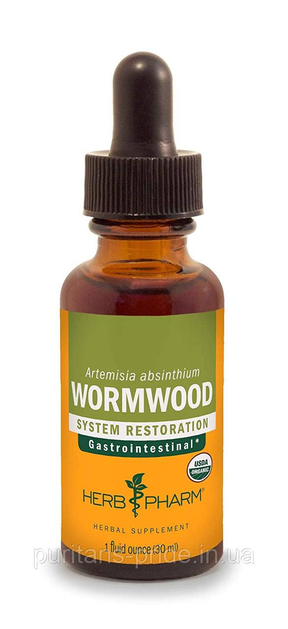 Полин гіркий, екстракт, Herb Pharm Wormwood Extract