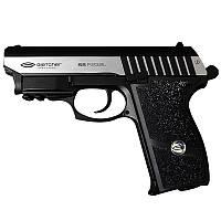 Пістолет пневматичний Gletcher SS P232L + ЛЦУ, (4.5 mm) Blowback, фото 1