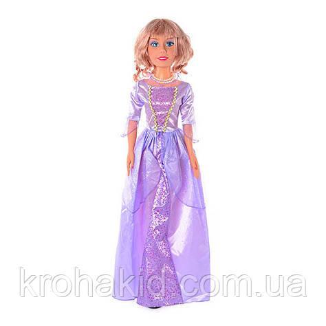 Интерактивная большая кукла ростовая Defa Lucy 8058  - 79 см - ручки и ножки подвижны