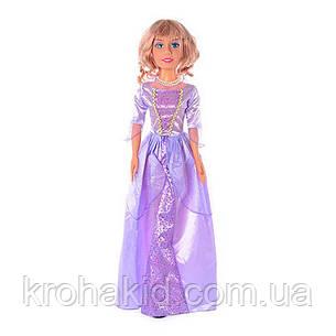 Интерактивная большая кукла ростовая Defa Lucy 8058  - 79 см - ручки и ножки подвижны, фото 2