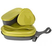 Набор посуды LIGHT MY FIRE LunchKit (6 предметов) желтый, фото 1