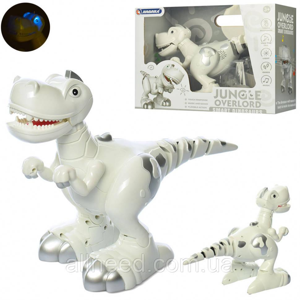 Іграшковий динозавр робот