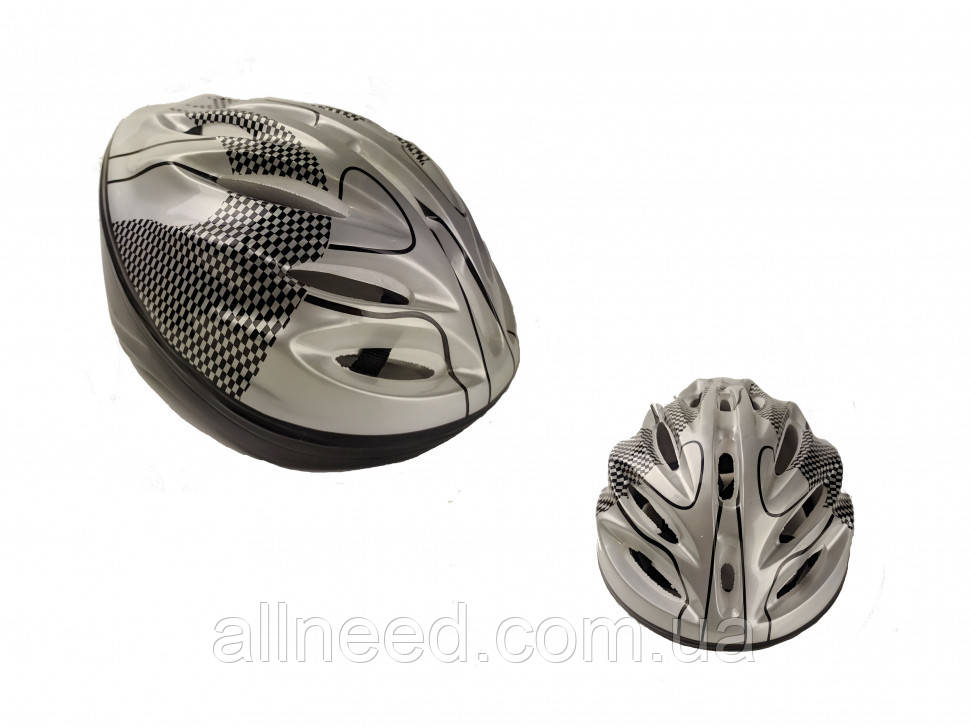 Шлем защитный (Серый)