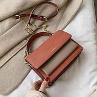 Женская сумка через плечо, Женский клатч Размеры: 20 см х 15 см х 7 см Вес: 620 г Наложенным платежом не о