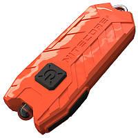 Фонарь наключный Nitecore TUBE (1 LED, 45 люмен, 2 режима, USB), гиацинт, фото 1