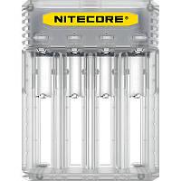 Зарядное устройство Nitecore Q4 (4 канала), прозрачное, фото 1