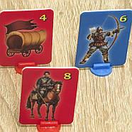 """Настільна гра """"Лицарська битва"""" 0833, фото 6"""